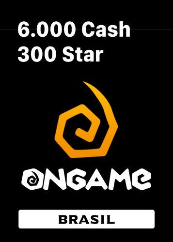 ongame 6.000 cash star point blank aika metin 2 cdz online