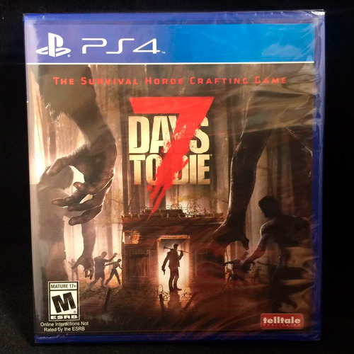 oni games - 7 days to die ps4