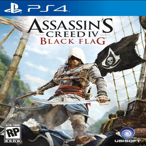 oni games - assassin's creed 4 black flag ps4