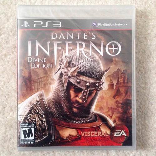 oni games - dante's inferno divine edition ps3