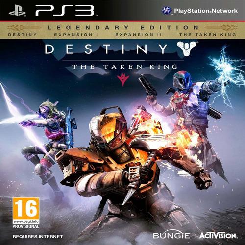 oni games - destiny legendary edition ps3