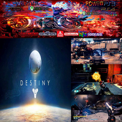 oni games - destiny the collection ps4