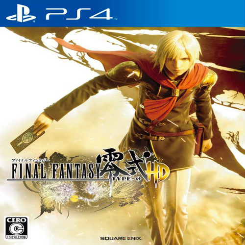 oni games - final fantasy type-0 hd remaster ps4