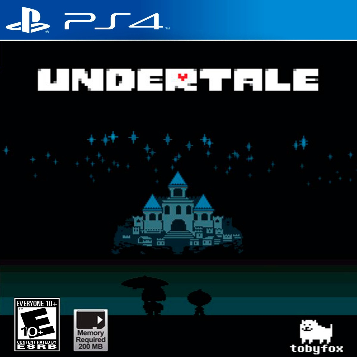 Oni Games - (sin Stock) Undertale Ps4 - $ 2 650,00
