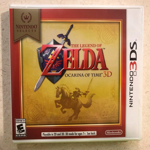 oni games - the legend of zelda ocarina of time 3d 3ds