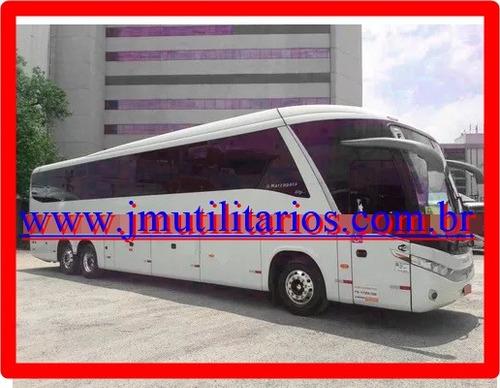 onibus 1200 g7 ano 2014 scania k360 50lg completo cod.150
