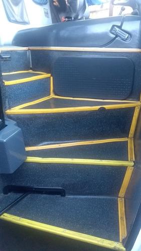 onibus busscar el buss 320 rodoviario motor dianteiro mb