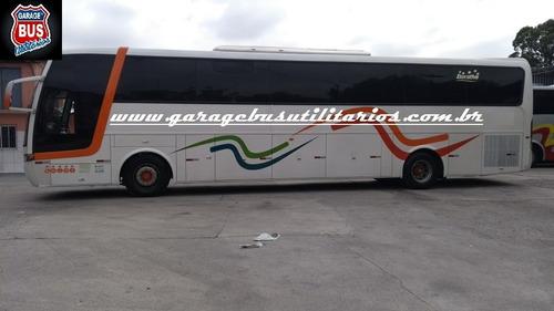 onibus busscar hi ano 2006 scania completo barato ref 756