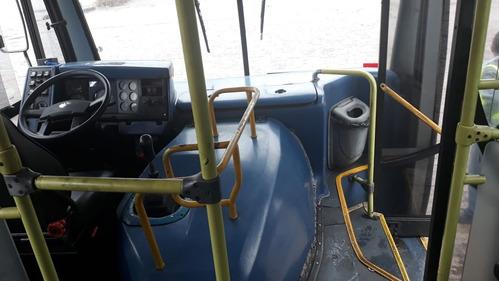 onibus - caio  - volkswagem - 17-230 - ano 2008 - 4 portas .