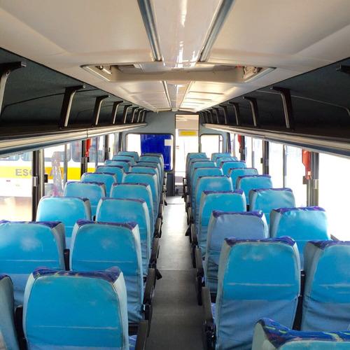 onibus comil mb 1620 motor dianteiro rodoviario 1995