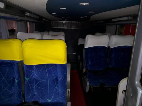 onibus  dd 1800 g6 ano 2010 scania k124 54 lg jm cod.719
