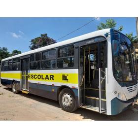 Ônibus Escolar Urbano Ano 2008 -48 Lug Comil
