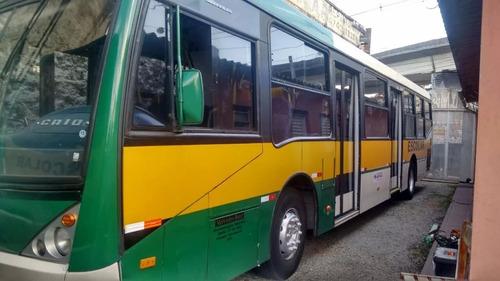 onibus escolar urbano mercedes bens ano 2006 23 mil sem entr