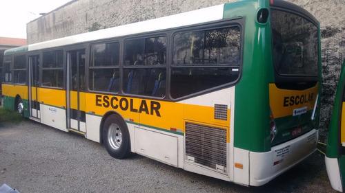 onibus escolar urbano mercedes bens ano 2006 sem entrada