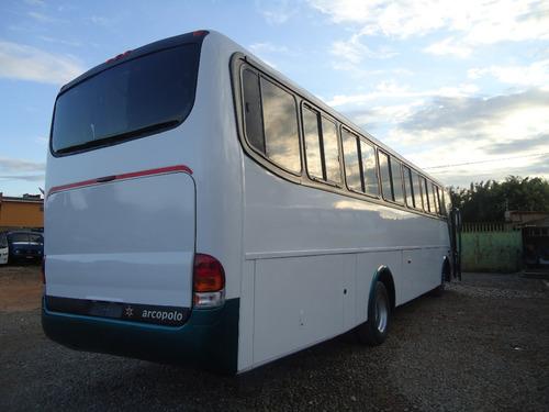 onibus gv1050 motor dianteiro. troco por ld ou dd