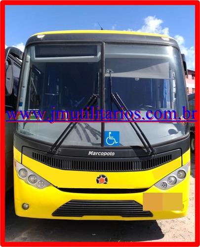 onibus ideale 770 ano 2012 vw 17230 45 lg s/ar  jm cod.47