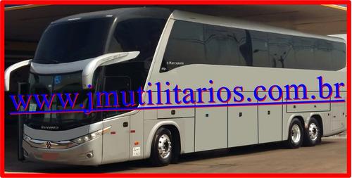 onibus ld 1550 g7 ano 2012 scania k124 46 lg ar jm cod 147