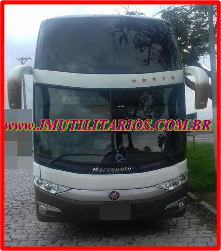 onibus ld 1600 g7 ano 2012 scania k400 44 lug  jm cod.143