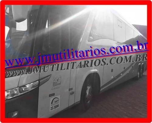 onibus marcopolo  1200 g7 ano 2013 o500rsd 46 lg jm cod 109