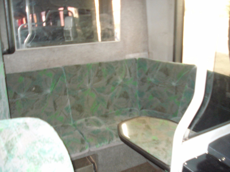 onibus marcopolo gv 1150 m.benz o-400 rsd ano 1998