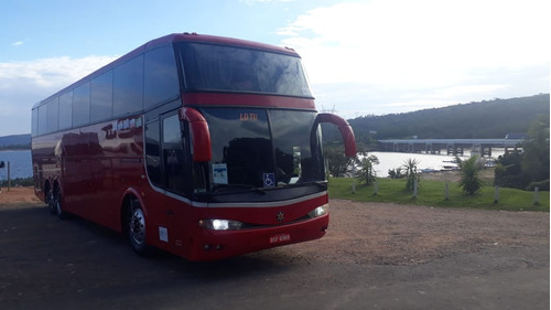 onibus marcopolo ld, scania k113, 1995