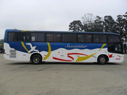 onibus marcopolo paradiso gv 1150 mercedes o400 rse revisado