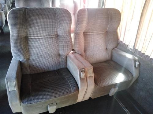onibus mbenz o371 rsd nilson 380 1986 tekinha ônibus