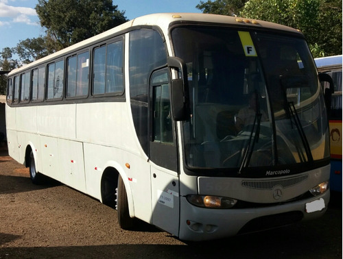 onibus mercedes benz 1721 marcopolo g6