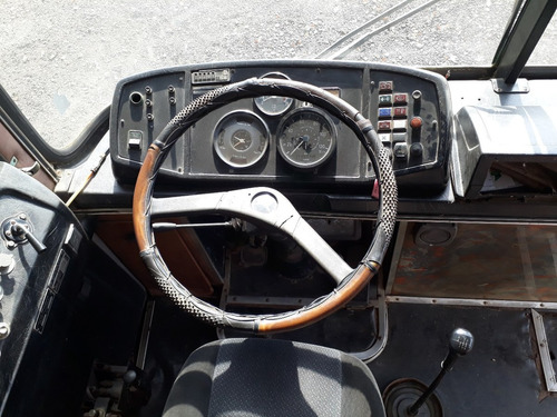 onibus - motor casa - 1980 - quartoeixocaminhoes