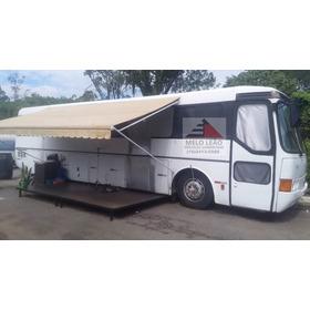 Ônibus Motor Home Mercedez Benz O-400 R - 94/94 - Completo