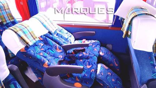 onibus paradiso 1550 ld 2004 - único dono - lindo !!!