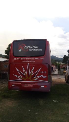 onibus rodoviário 1998/98 46l. executivo