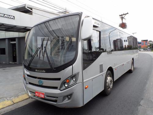 onibus rodoviario mascarello vw15190 com ar ano 2011/2012