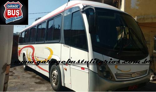 onibus rodoviario maxbus midi ano2008 janelado barato ref609