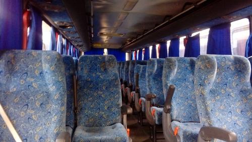 onibus rodoviario m.benz 1418 comil v. 11/12 43 lug*4160/70