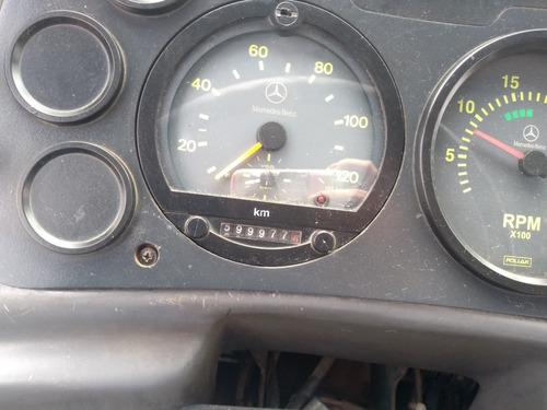 onibus rodoviario m.benz 1418 comil vers. 09/10 44 lug*3550