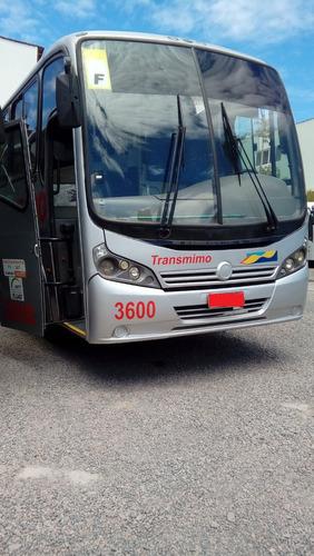 onibus rodoviario m.benz of 1418 09/10 neobus 45 lug. 3600*