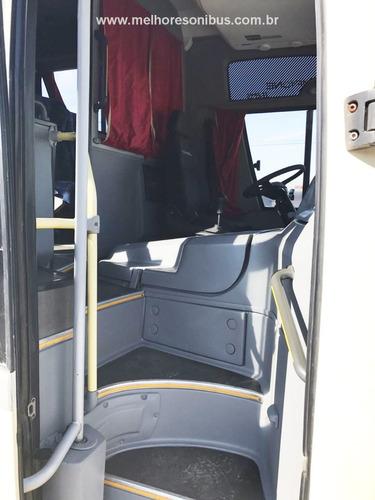 onibus -  rodoviário motor dianteiro - ano 2010