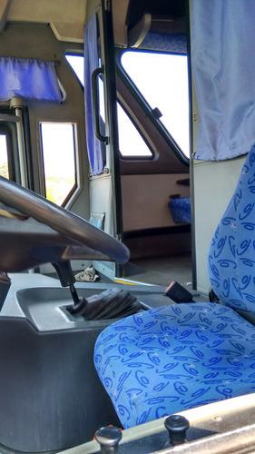 onibus rodoviario motor dianteiro vw.comil 08/08 12x cartão