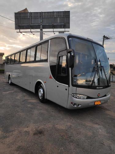 onibus rodoviario motor traseiro marcopolo 1050 g6