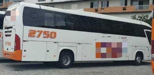 onibus scania k310 ano 2014 mascarello executivo impecavel