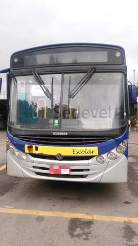onibus urbano automático, 2009, vw 17230, sedevel