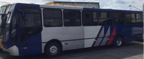 onibus urbano busscar volks 17-230  43 lugares  ano 2006