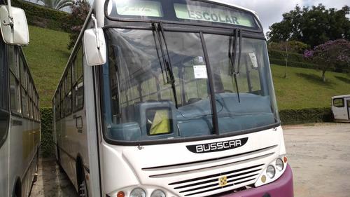 onibus urbano busscar vw 16.210 ano 2000