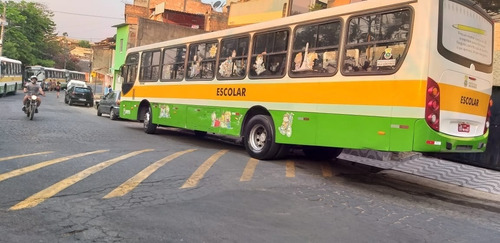 onibus urbano escolar mercedes apache vip 2010 / neobus 2008