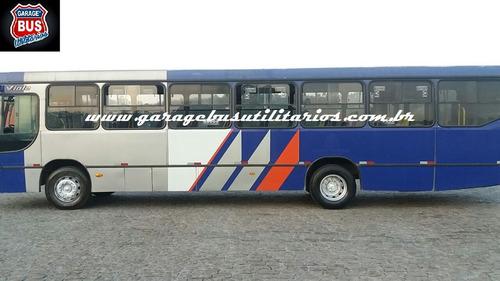 onibus urbano marcopolo viale ano 2007 volks 17230!ref 444