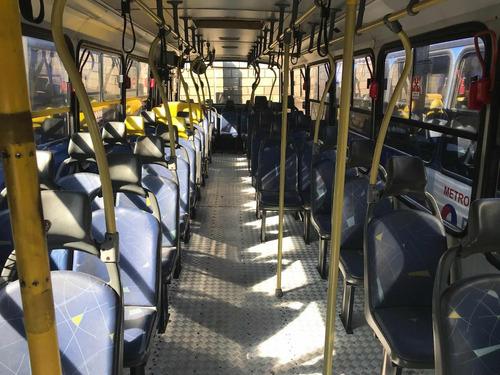onibus urbano marcopolo viale of1722 2p 39l 2007