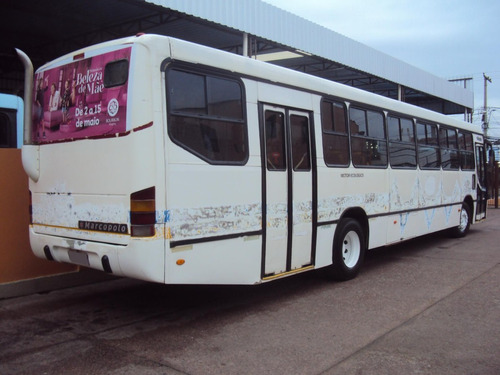 onibus urbano mpolo viale / mb1722 / 52 lugares / 2006