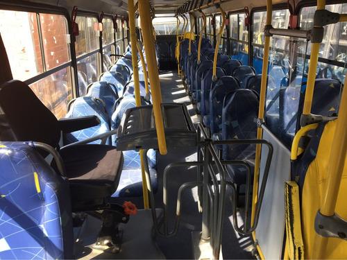 onibus urbano of 1722 marcopolo ano 2009-50 lug-king bus