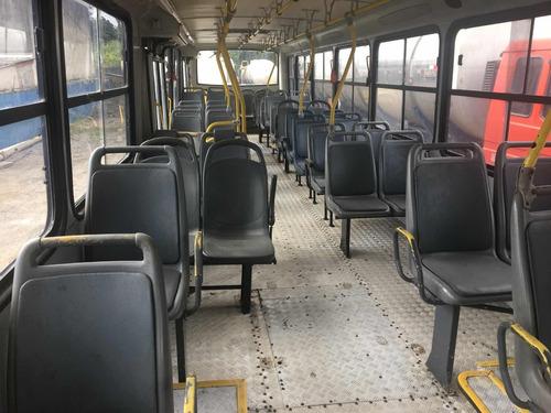 onibus urbano of1722 mercedes 44 lugares ano 2006